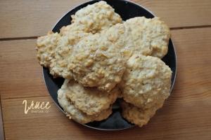 Kokosové placky/sušenky