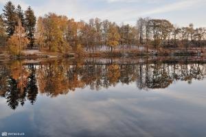 Říčanský rybník Marvánek