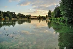 Říčanský rybník Rozpakov