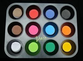 Batole | Třídění barev , forma na muffiny, lego duplo
