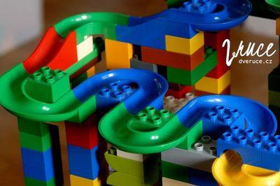Lego Duplo - Kuličková dráha Hubelino