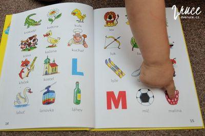 Kniha Nauč mě mluvit