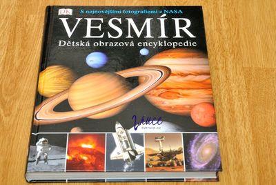 vesmír dětská encyklopedie